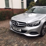 Mercedes Benz E220CDi SE Estate automatic 2016