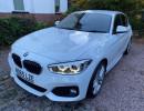 BMW 1 SERIES M SPORT VAT QUALIFYING CAR